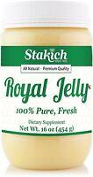 1 lb (16 oz) PURE FRESH ROYAL JELLY 100% NATURAL BEE PREMIUM HIGH STRENGTH