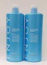 Enjoy Super Hydrate Sufate Free Shampoo 33.8 oz per Bottle 2 PIECE SET