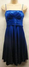 "*NWT Gorgeous Jump Apparel ""Royal"" Blue Cocktail Prom Evening Dress sz 5/6-Nice!"