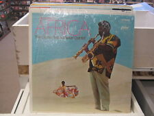 Cannonball Adderley Accent To Africa vinyl LP 1968 Sealed Capitol Records