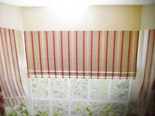 MADE TO MEASURE IN YOUR OWN FABRIC ROMAN  BLACKOUT LINED BLIND