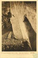 cpa REIMS caves ruinart rue des crayères