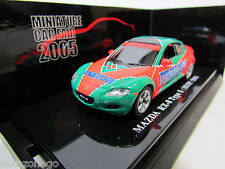 CAR FAIR 2005 LE MANS COLOR FULL LIVERY KYOSHO 1/64 MAZDA SPECIAL VER.n AUTOART