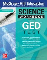 McGraw-Hill Education Science Workbook for the GED Test, Paperback by McGraw-...