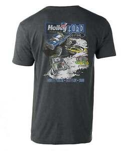 Holley 10271-3XHOL 2020 Ford Fest Big Foot Tee