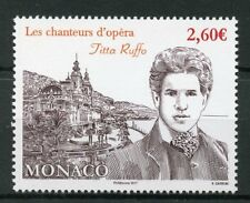 Monaco 2017 MNH Titta Ruffo Opera Singers 1v Set Music Stamps