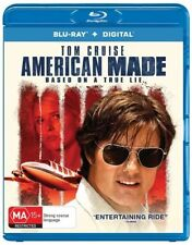 American Made (Blu-ray, 2017)