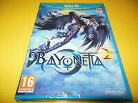 Bayonetta 2 - New Sealed - Wii U