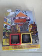 GREECE CUBE WORLD RADICA GAMES MINT in BOX 1980's Stick People Sticking Tg I5040