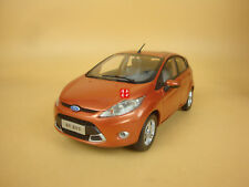 1/18 2008  ford fiesta diecast model