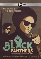 Black Panthers: Vanguard Of The Revolution DVD-New Free Shipping