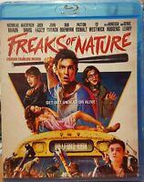 Freaks of Nature - Blu-ray with Digital HD (Bilingual, All Regions) NEW.