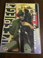 COWBOY BEBOP VOLUMEN 6 DE 6 - 1 DVD - SESSION 23 A 26 - 125 MIN - SELECTA VISION