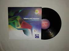 "‎Takers And Leavers ‎– A Different Point Of View –Disco 12"" Vinile USA 2002"
