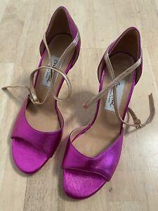 comme il faut tango shoes, Size 39, Heel 8cm-3.2inch