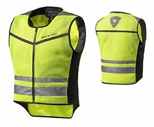 GILET MOTO SCOOTER REV'IT FLUO ATHOS AIR 2 VEST ALTA VISIBILITA' FLUO HV TG 3XL