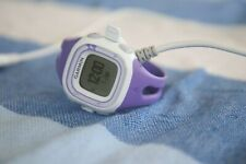 Garmin Forerunner 10 GPS Watch - Water Resistant. Violet. Fitness Tracker.