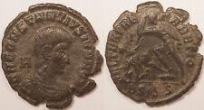 Constance Galle (351-354), Maiorina Siscia, Assez rare !!