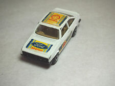 MATCHBOX LESNEY SUPERFAST #9 FORD ESCORT RS2000