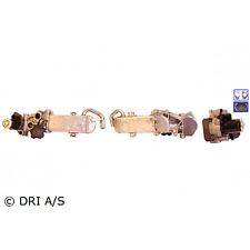 VALVOLA EGR AUDI A3 2.0 TDI MOTORE: CFGB DAL 2010 AL 2013