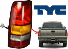 TYC 11-5186-00 Replacement Left Tail Light For Silverado & Sierra New Free Ship