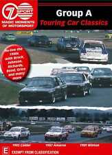 GROUP A TOURING CAR CLASSICS: MAGIC MOMENTS OF MOTORSPORT DVD ATCC BROCK JOHNSON