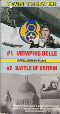Twin Theater: Memphis Belle & Battle of Britain - War Department Film & Capra