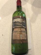 Cht HAUT-LIGNAN Medoc 1978  (Empty bottle)
