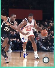 Mike Sweetney NBA New York Knicks Hand Signed Autograph 8x10 Photo NBA Hologram