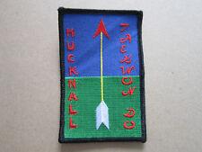 Hucknall Taekwon-Do Martial Arts Sport Cloth Patch Badge (L2K)
