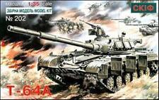 T-64 A-Guerra Fría era Soviética MBT 1/35 SKIF Raro