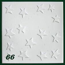20 m2 Deckenplatten Styroporplatten Stuck Decke Dekor Platten 50x50cm, Nr.66