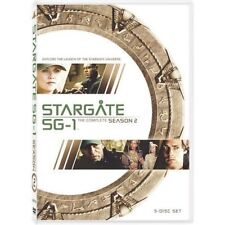 Stargate SG-1 ~ Complete 2nd Second Season 2 Two ~ BRAND NEW 5-DISC DVD SET