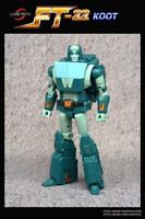 NEW  FansToys FT-22 Koot Kup Transform Robot Action Figure in stock