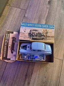Rolls Royce SIlver Cloud Hubley 1/24