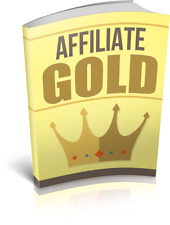 Affiliate Gold | EBOOK | FREE SHIPPING
