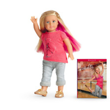 """NEW 18"""" American Girl 2014 GOTY  ISABELLE DOLL &  BOOK NEW IN BOX"""