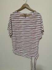 Phase Eight - uk size 16 - shaughna stripe top - RRP £45 - c448