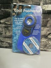 Palintest Cool Pooltester pool tester Br Bromine Commercial new boxed rare home