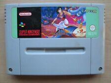 Super Nintendo - SNES - Aladdin - Game ONLY