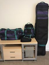 Burton High Maintenance Accessory Kit - Black/Purple/Teal