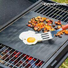 InnovaGoods - Tapis de Cuisson 40 x 33 cm pour Four et Barbecue (Pack de 2)