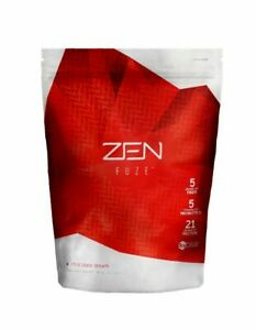 ZEN Fuze™ chocolate dream Weight Loss Shake mix EXP 03/2022 w/Shaker