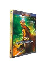 Thor:Ragnarok (Blu-ray/DVD, 2018, 2-Disc Set) Thor 3 US seller Fast Shipping NEW