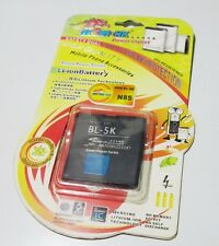 MSM HK Battery BL-5K For Nokia N85 701 C7-00 N85 N86-8MP X7-00 Oro Accu