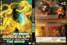 Godzilla Part 3: The Planet Eater (PART 3) ~ All Region ~ English Version ~ SEAL