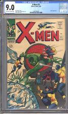 X-Men #21 CGC 9.0 VF/NM Universal CGC #1461594002