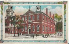 America Postcard - Congress Hall - Philadelphia - Pennsylvania - Ref TZ1170
