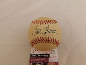Tom Seaver Signed / Autographed OAL Bobby Brown Baseball JSA COA