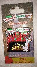 NEW 2015 Disney Osborne Family Spectacle Dancing Lights LE 3000 OLAF Trading Pin